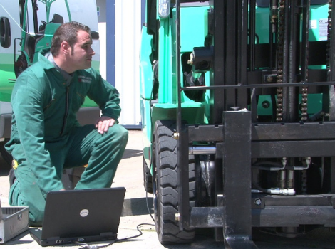 Forklift Mechanic Jobs Cork