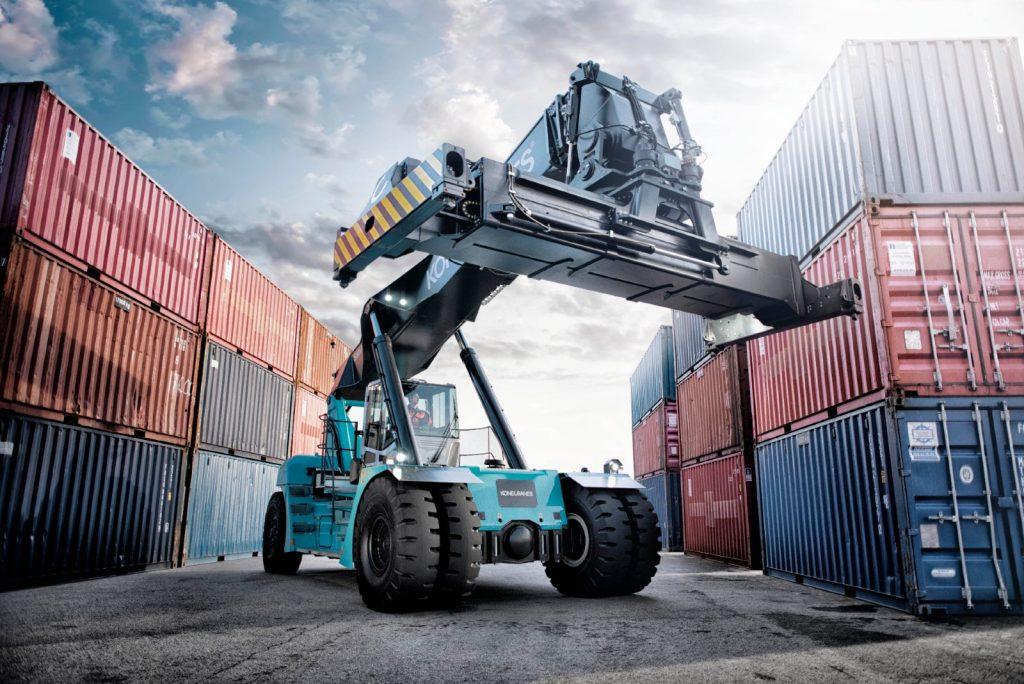 SMV-Konecranes-Reach-Stacker