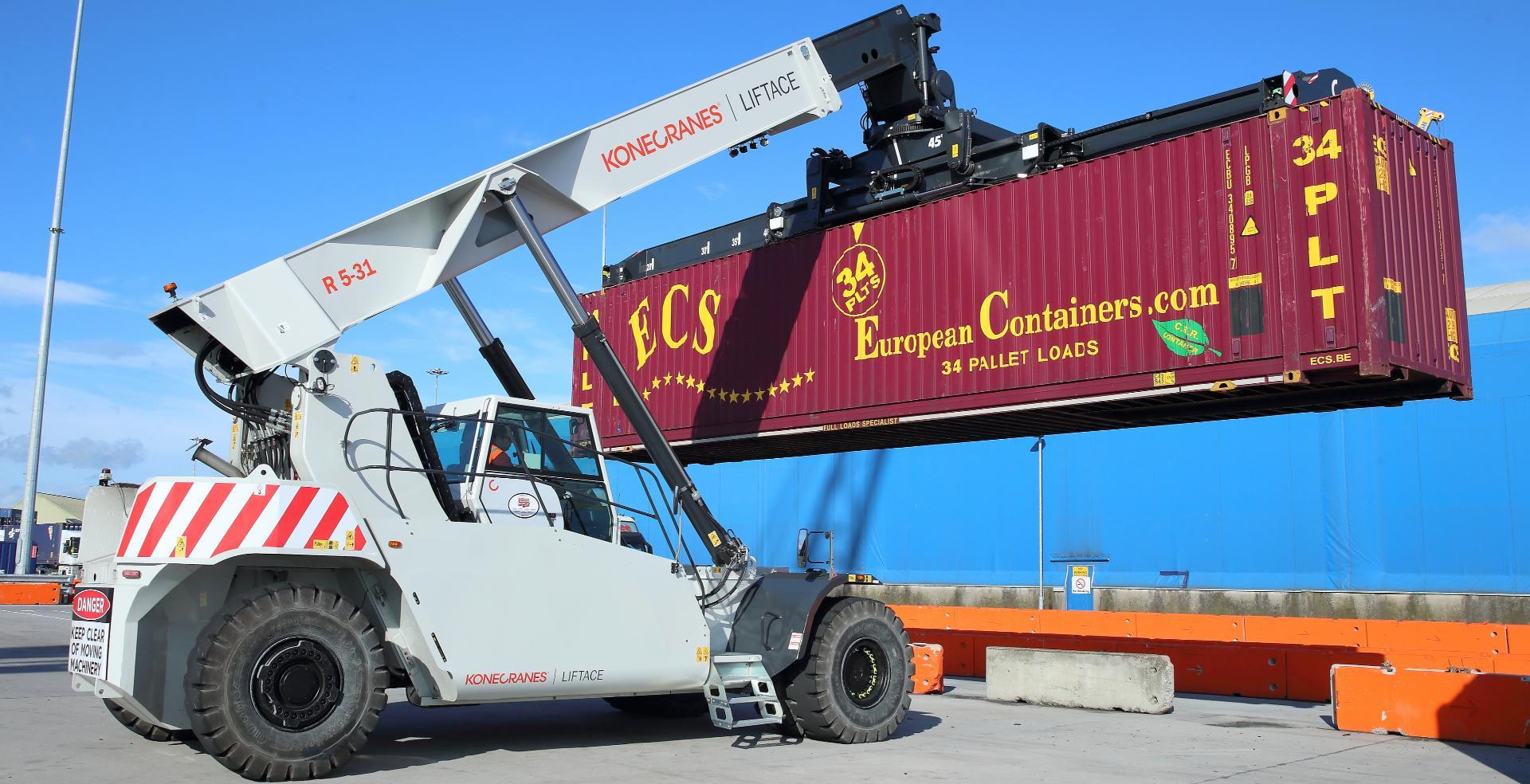 Konecranes-Container-Handler-Doyle-Shipping